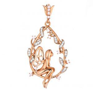 Shiv Jewels Pendant END123